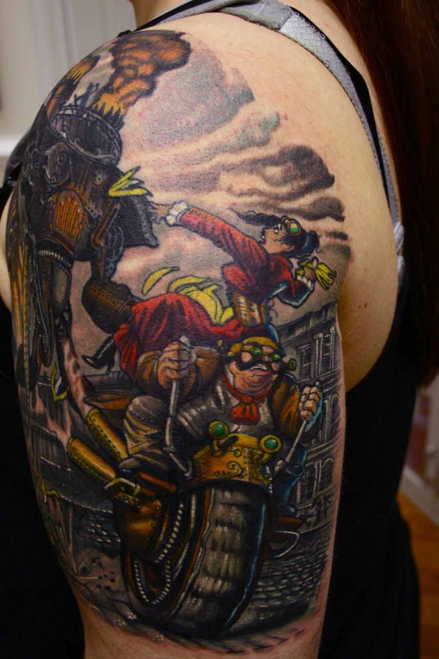 celtic punk tattoo - HD768×1152