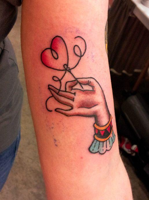 37+ Sewing Needle Tattoos Ideas