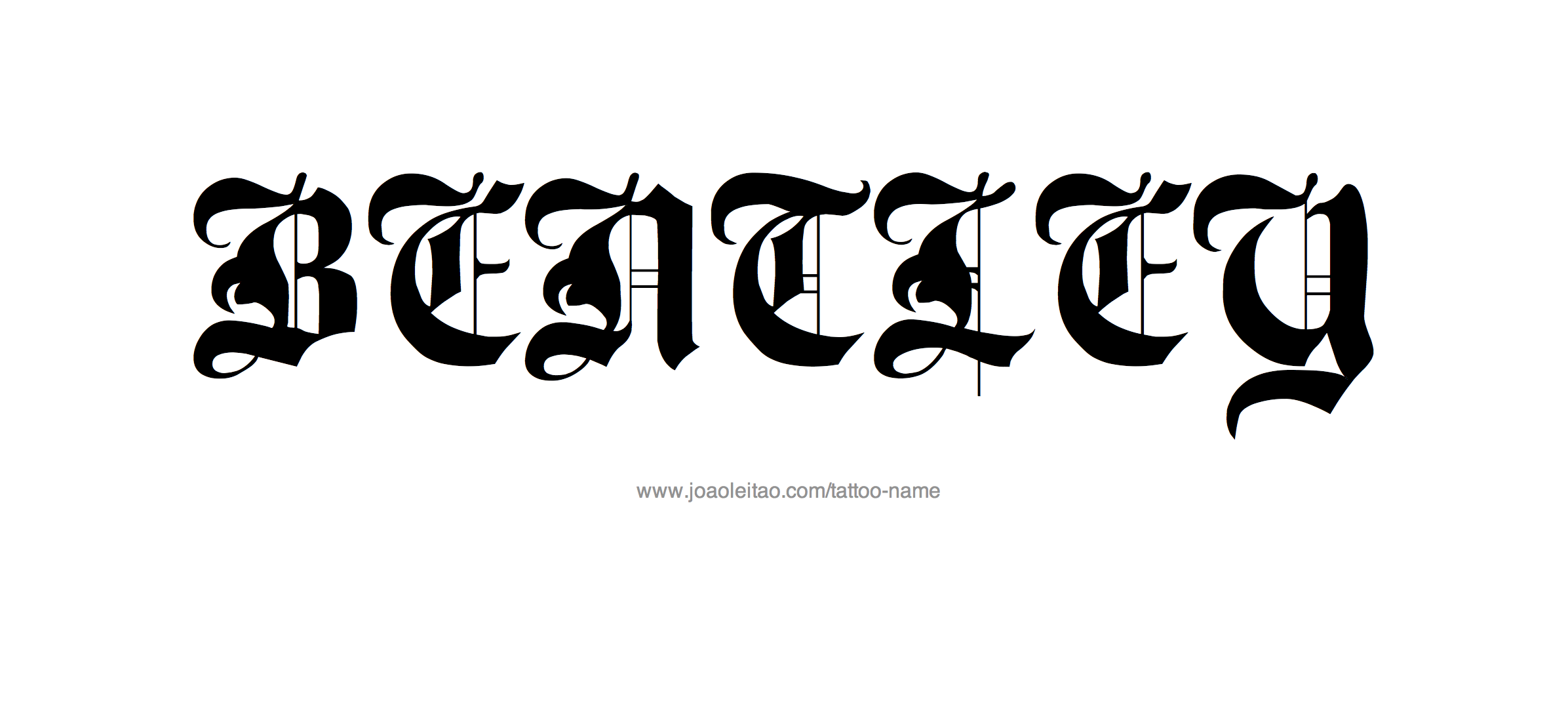 15 Bentley Tattoo Designs