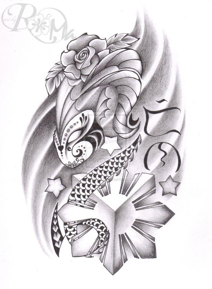 16+ Filipino Tattoo Designs