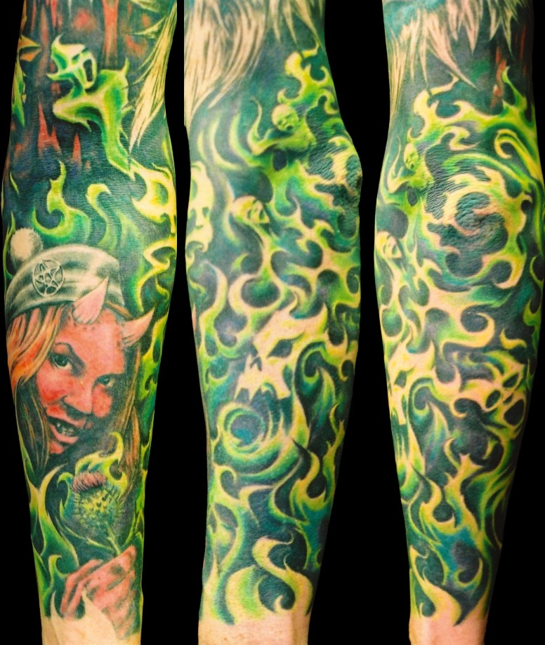 Flame Tattoos Designs Ideas And Meaning: 58+ Incredible Flame Tattoos