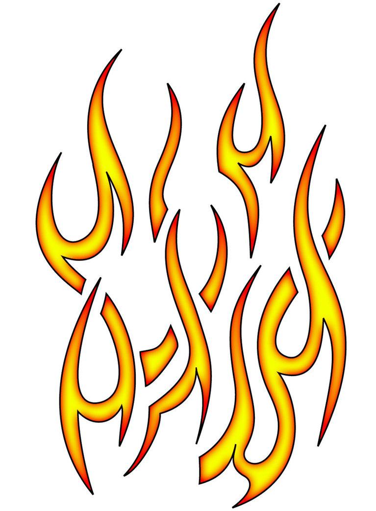 для рисунки огня карандашом заболевания является