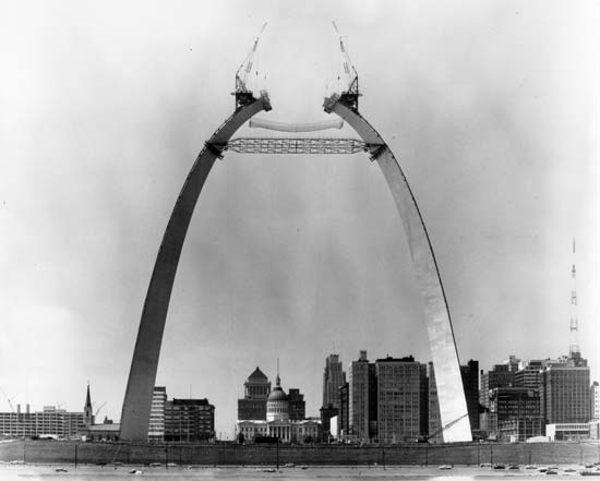 51most Beautiful Gateway Arch Monument Pictures And Images
