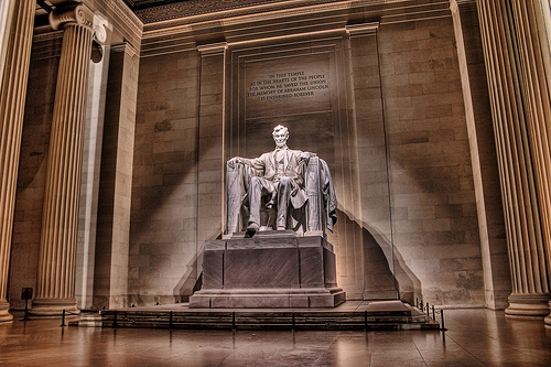 30 Beautiful Inside Pictures Of The Lincoln Memorial