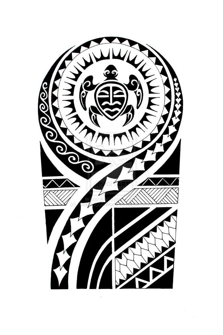 Maori Patterns Tattoo: 31+ Latest Maori Tattoo Designs