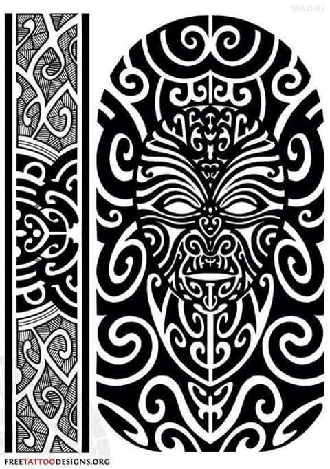Well-known 31+ Latest Maori Tattoo Designs JD94