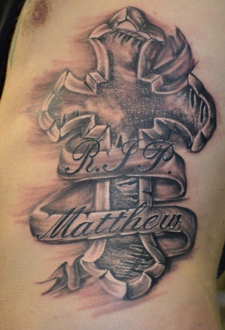 53 Awesome Rib Cage Tattoos