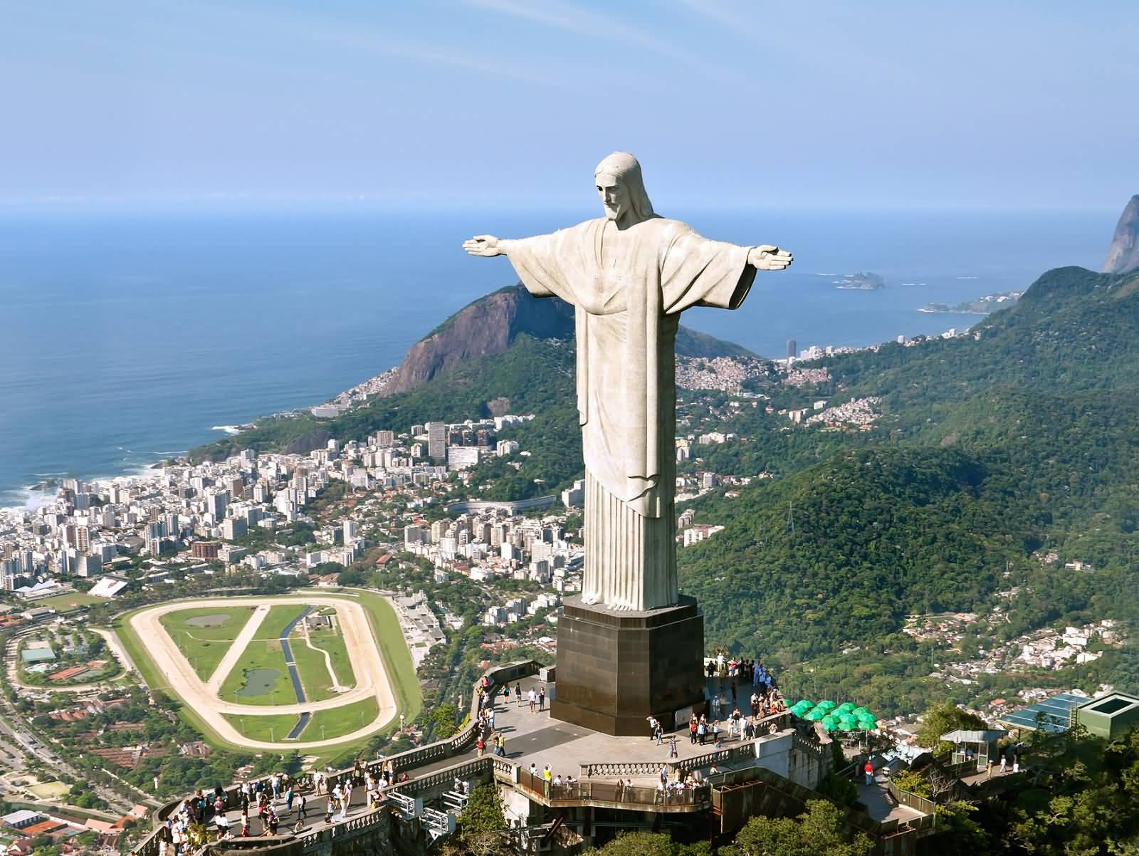 50 Most Incredible Pictures Of The Christ The Redeemer Statue In Brazil