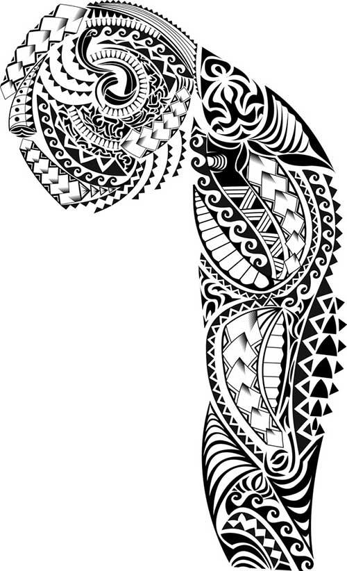 Maori Tattoo Style Full Body: 31+ Latest Maori Tattoo Designs