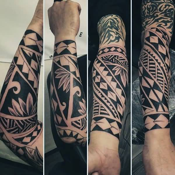 30+ Maori Arm Tattoos Collection