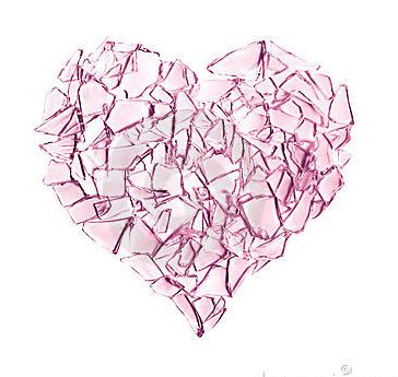 8 broken glass heart tattoos. Black Bedroom Furniture Sets. Home Design Ideas