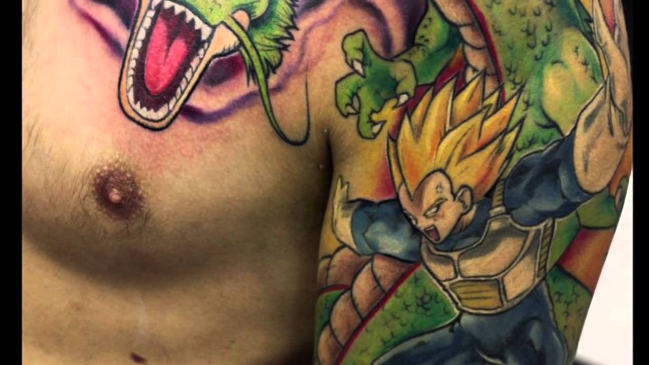 Image result for anime tattoos