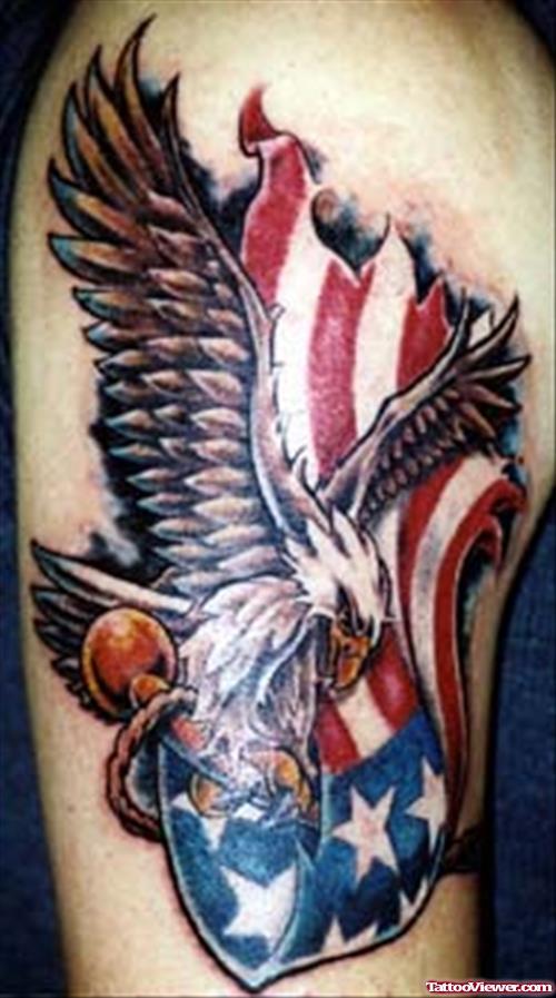 25 patriotic tattoos on half sleeve. Black Bedroom Furniture Sets. Home Design Ideas