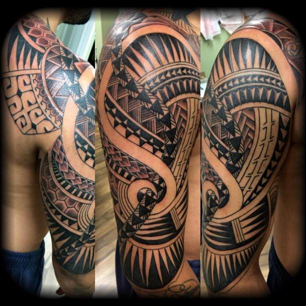 30 maori arm tattoos collection. Black Bedroom Furniture Sets. Home Design Ideas