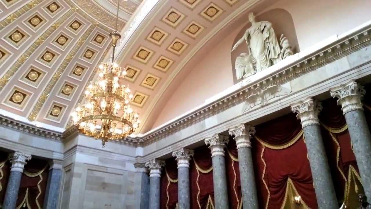 30+ Incredible Interior Pictures Of United States Capitol
