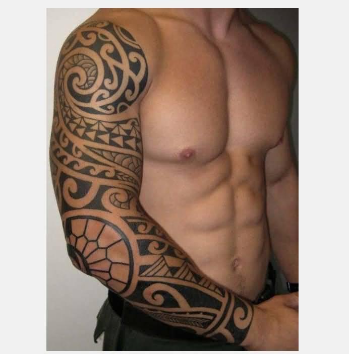 Maori Tattoo Forearm Designs: 30+ Maori Arm Tattoos Collection