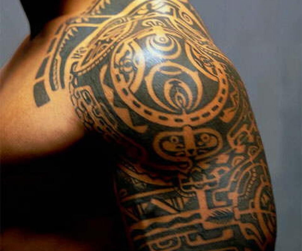 45+ Amazing Maori Tattoos