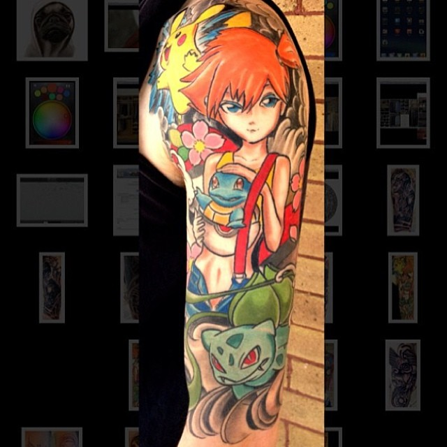 100 ghibli characters anime tattoo on 27 best anime for Cheap tattoo removal chicago