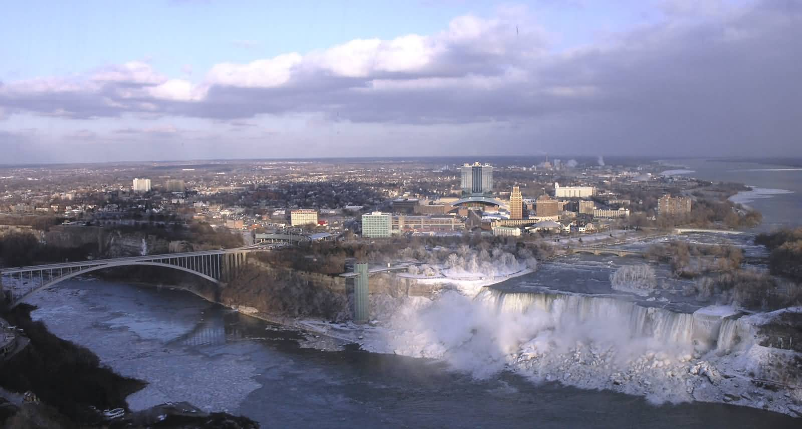 50 beautiful niagara falls pictures and photos dining revolving room niagara falls view from skylon tower new york