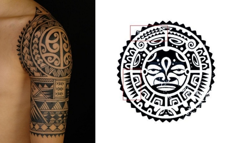 Small Maori Tattoo Designs: 31+ Latest Maori Tattoo Designs