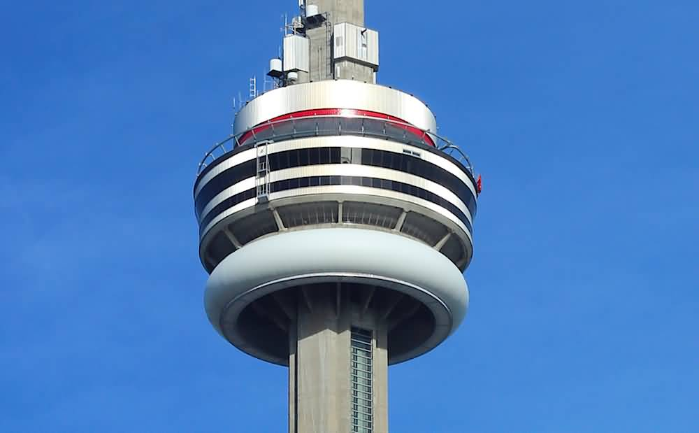 an analysis of the building of a tower in toronto