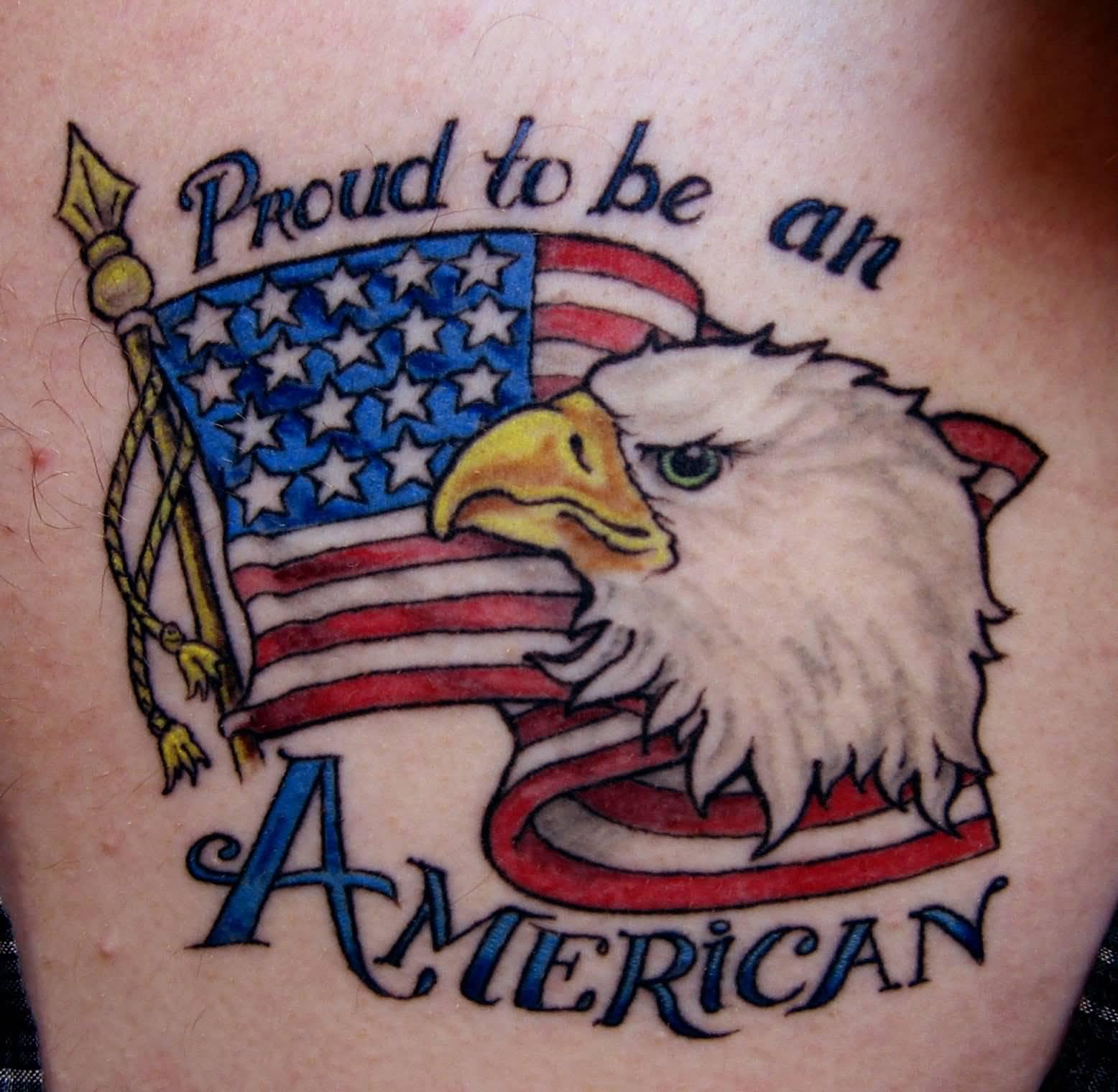Tattoo Designs Usa: 50+ Patriotic Tattoos Ideas
