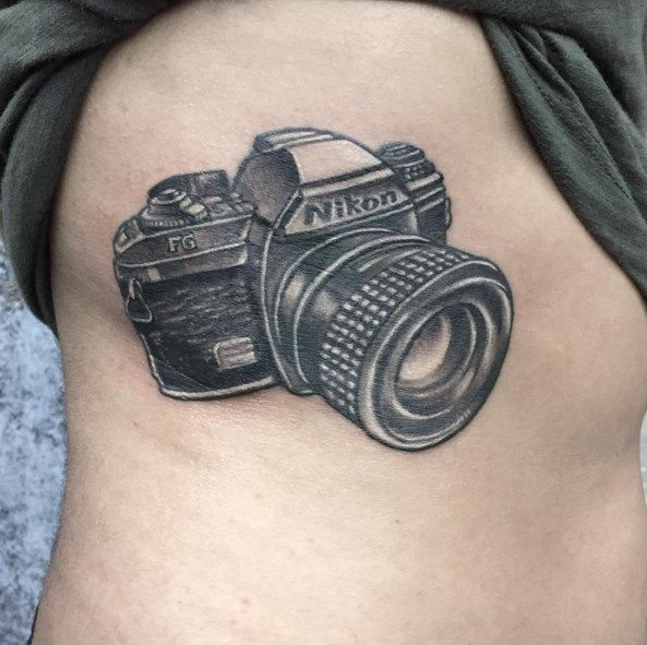 Tattoo Designs Camera