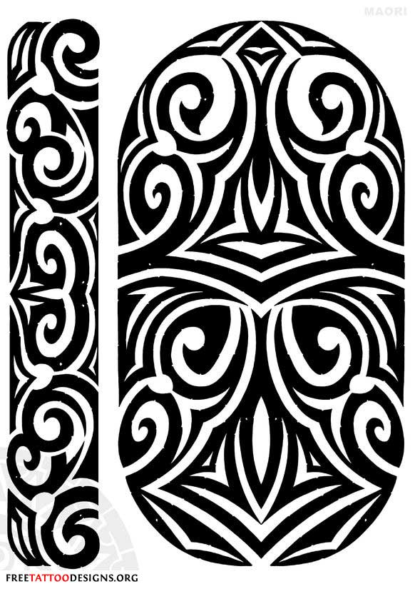 31+ Latest Maori Tattoo Designs