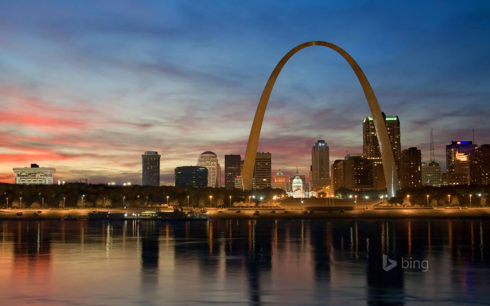 50 incredible pictures and photos of gateway arch in america. Black Bedroom Furniture Sets. Home Design Ideas