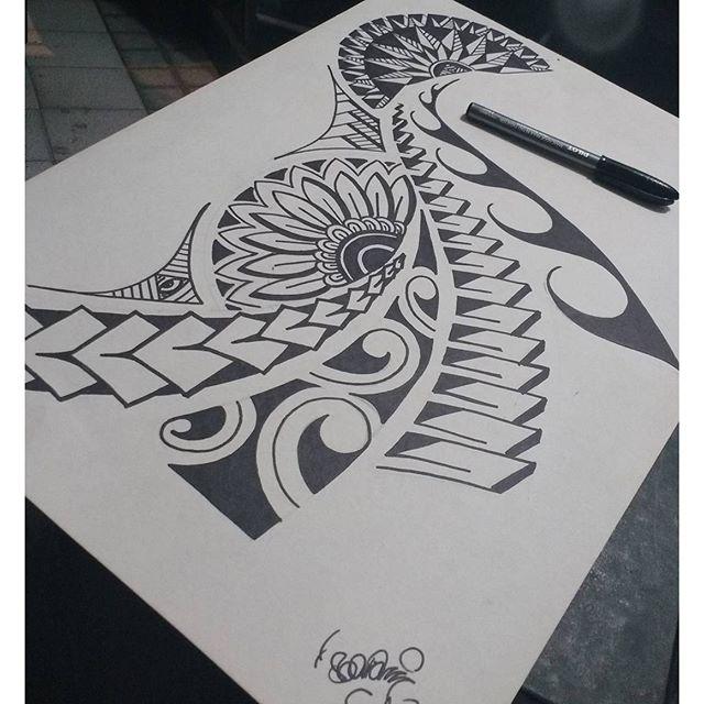 Maori Tattoo Design Stock Photos: 31+ Latest Maori Tattoo Designs