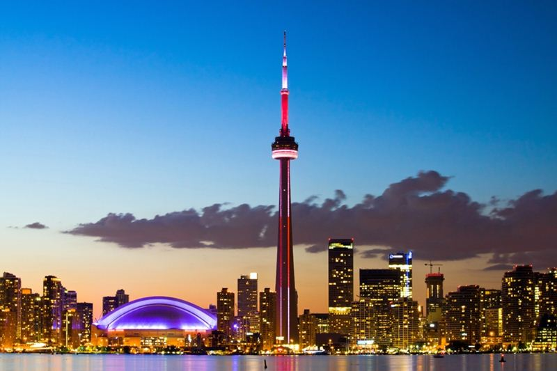 Image result for The CN Tower canada