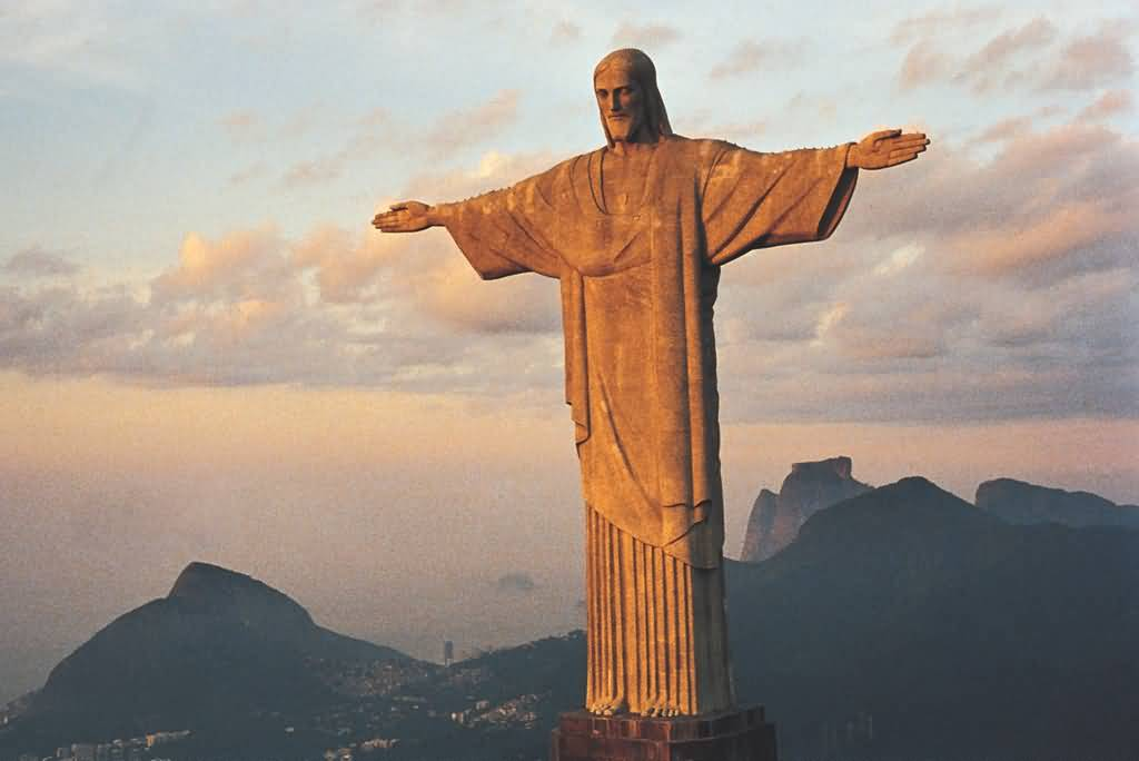 40+ Christ The Redeemer Statue Pictures In Rio de Janeiro ...