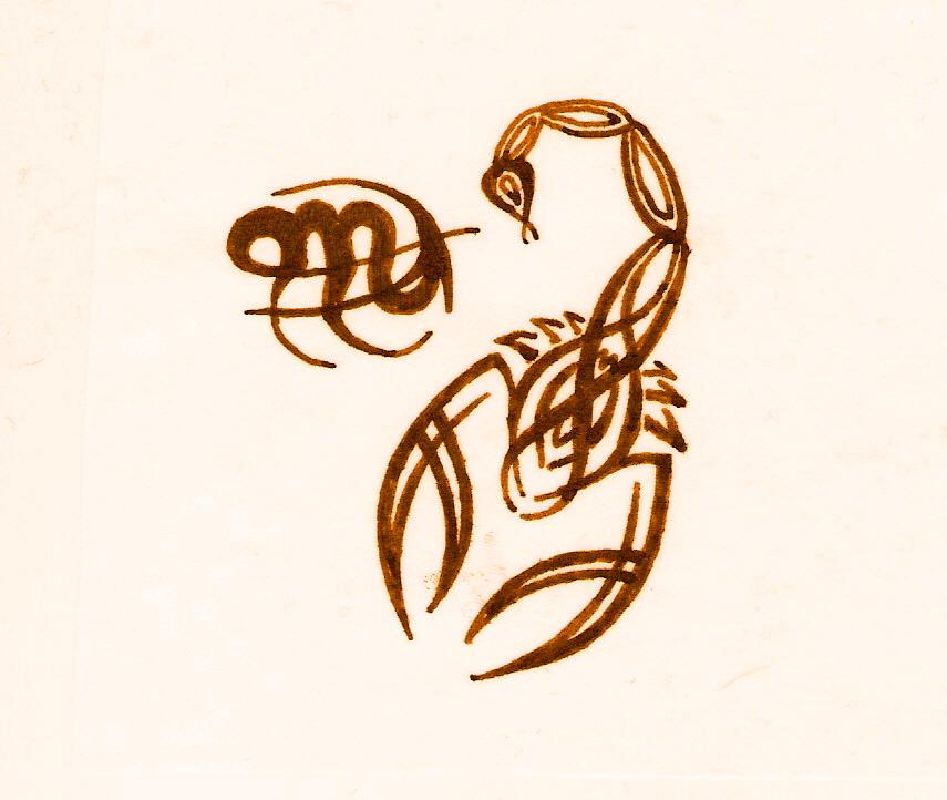 18 Stunning Tribal Scorpion Tattoo: 26+ Wonderful Scorpio Tattoo Designs