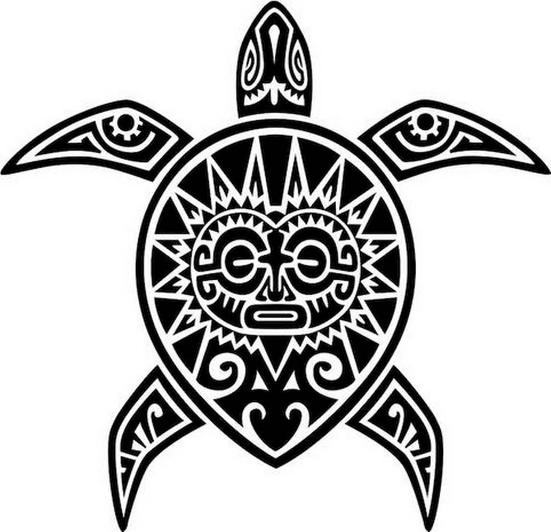 maori tattoo turtle designs latest