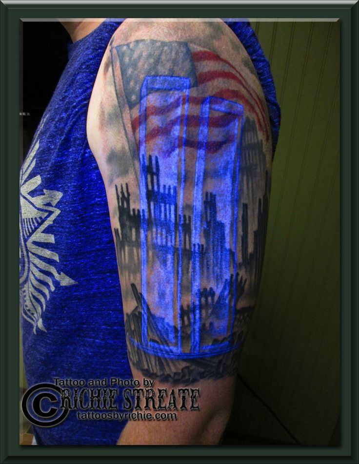 25 Patriotic Tattoos On Half Sleeve