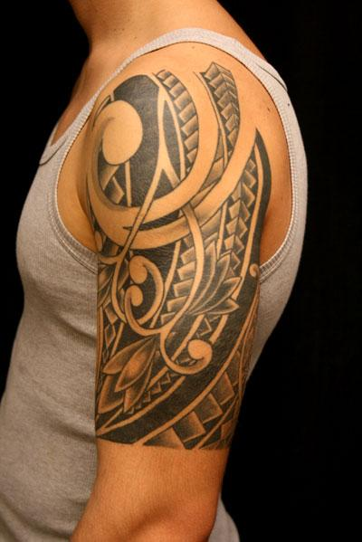 30 maori arm tattoos collection for Unique arm tattoos