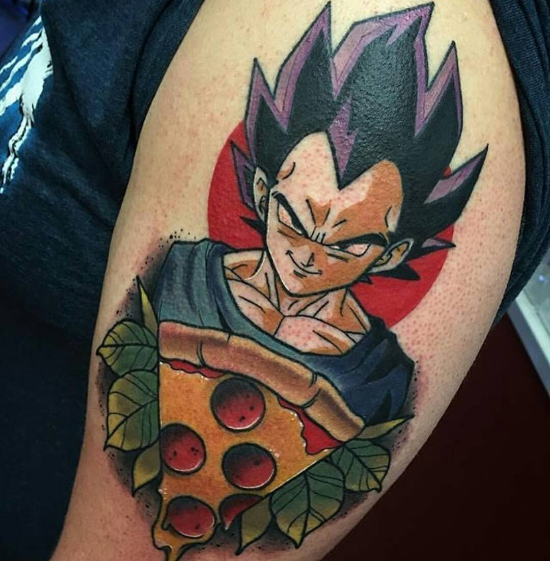 52 Best Anime Tattoos