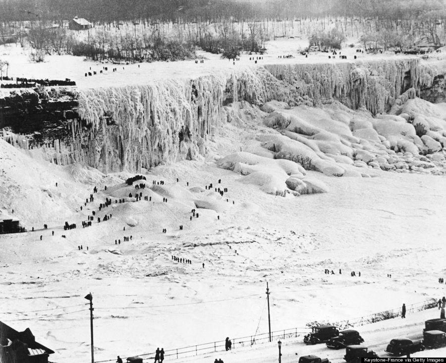 35+ Adorable Frozen Niagara Falls Photos And Pictures