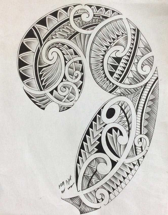 Maori Tattoo Women Design: 31+ Latest Maori Tattoo Designs