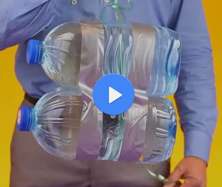 10 plastic bottles hacks you should know.