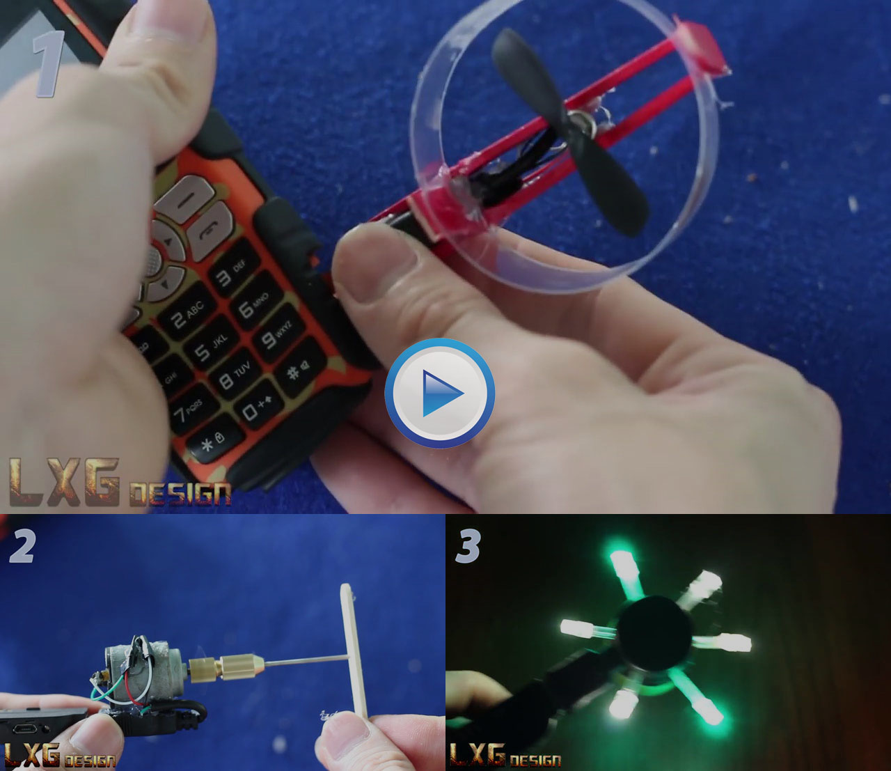 3 incredible USB gadgets you can make at home Video