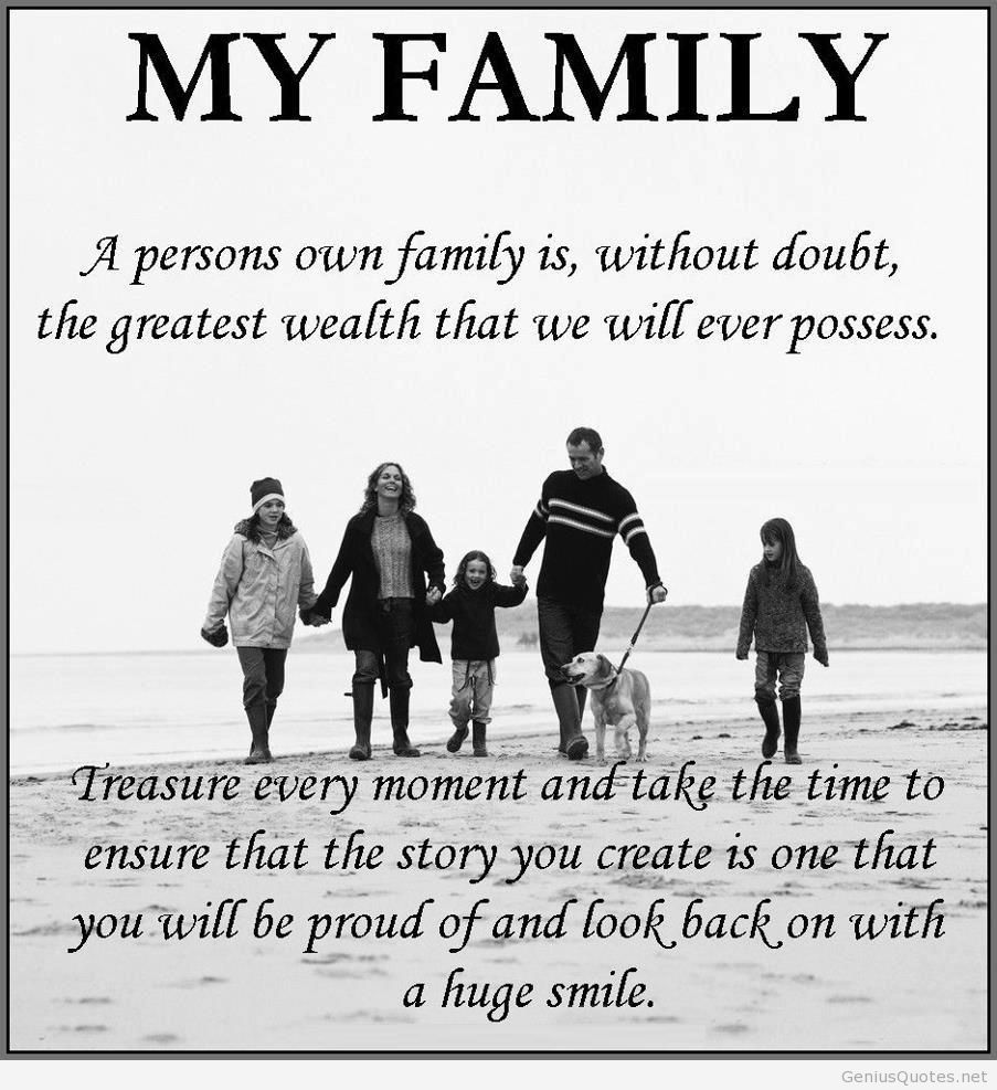 Quotes About Loving Your Family: 60 Top Family Quotes And Sayings