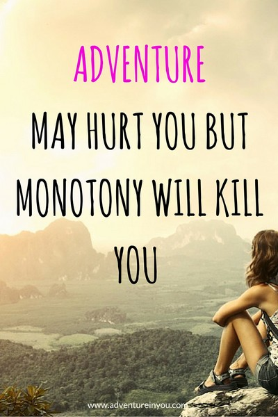 Adventure Love Quotes Cool 48 Best Adventure Quotes And Sayings
