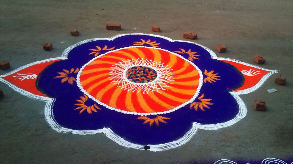 50 Best Rangoli Designs For Diwali Festivals
