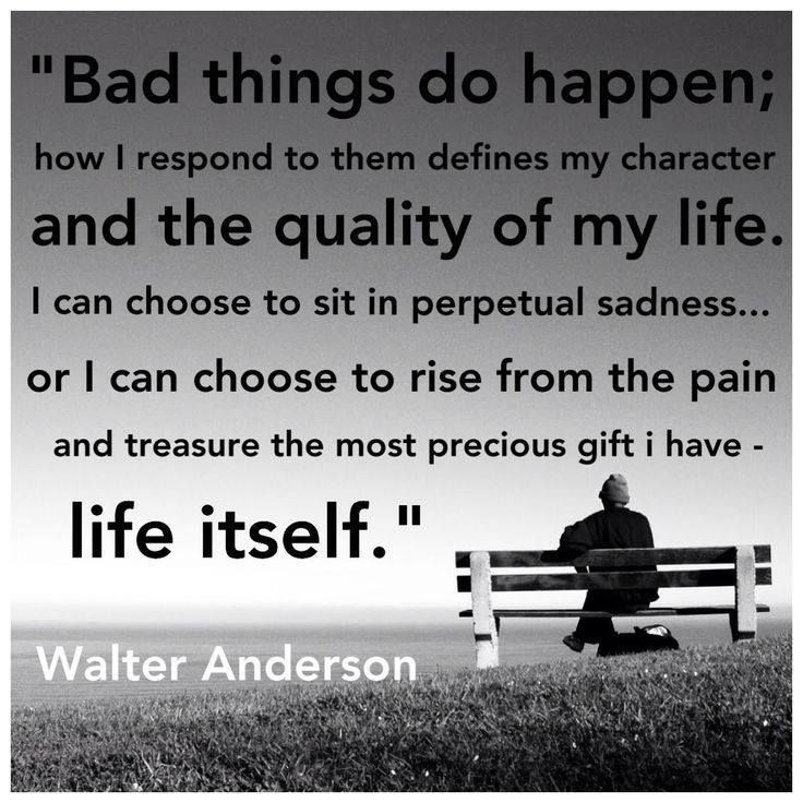 Bad Things Happen To Good People Quotes: 61 Best Quotes And Sayings About Character