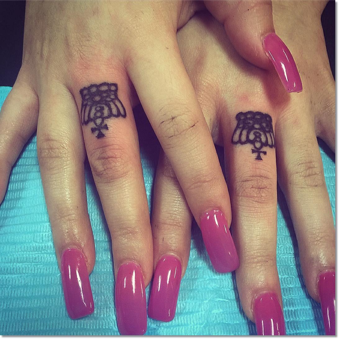 Beautiful Crown Tattoo...
