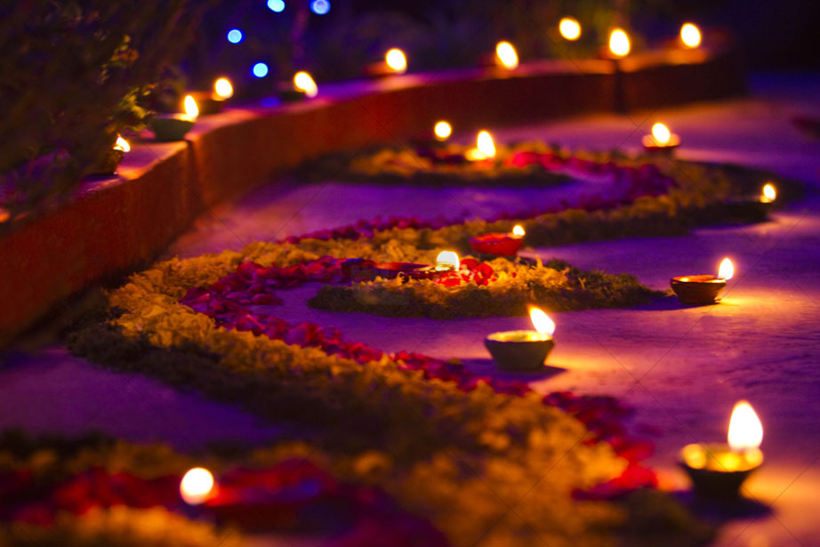 30 beautiful decoration ideas for diwali festival Home decorations for diwali