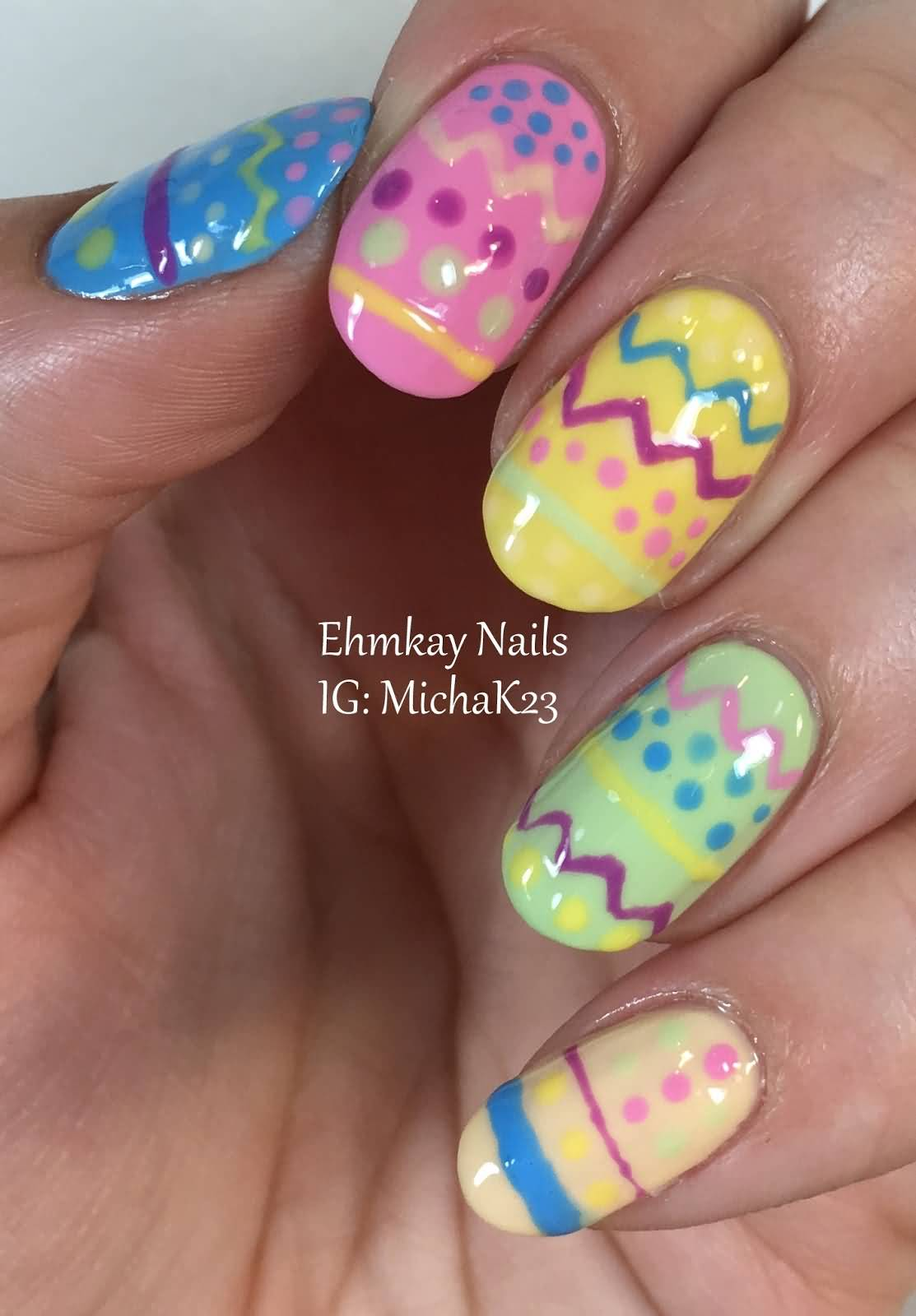 Easter egg toe nail designs best images about nail art easter on easter egg toe nail designs easter egg toe nail designs galleryhip the prinsesfo Images