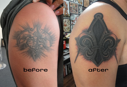 60 Awesome Fleur De Lis Tattoos Ideas