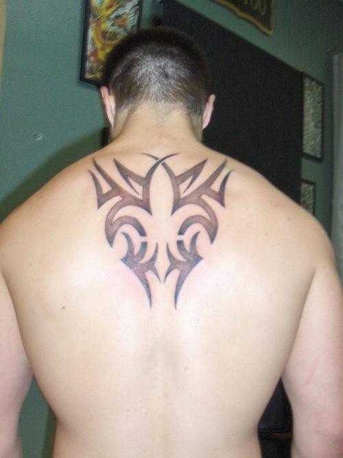 22 fleur de lis tattoos for men - Tattoo tribal fleur ...